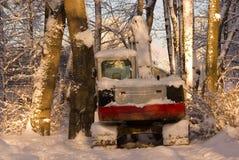 εκσκαφέας Στοκ εικόνες με δικαίωμα ελεύθερης χρήσης