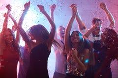 Εκστατικοί χορευτές Στοκ Φωτογραφίες