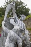 Εκσφενδόνιση του αγάλματος Kilkenny στοκ εικόνες