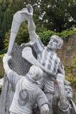 Εκσφενδόνιση του αγάλματος Kilkenny στοκ φωτογραφία