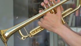 Εκτέλεση Trumpeter οδών φιλμ μικρού μήκους