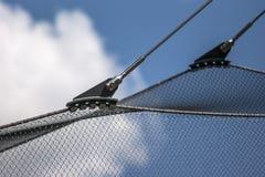 εκτεθειμένη κατασκευή στέγη εικόνων Στοκ φωτογραφία με δικαίωμα ελεύθερης χρήσης