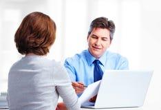 Εκτελεστικός επιχειρηματίας. στοκ φωτογραφίες