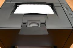 Εκτυπωτής λέιζερ γραφείων Στοκ Φωτογραφίες