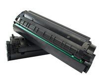 εκτυπωτής λέιζερ κασετώ&n Στοκ εικόνα με δικαίωμα ελεύθερης χρήσης
