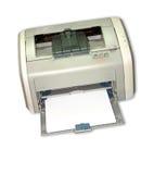εκτυπωτής λέιζερ Στοκ εικόνα με δικαίωμα ελεύθερης χρήσης