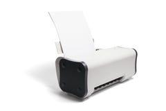 εκτυπωτής υπολογιστών &gam Στοκ εικόνα με δικαίωμα ελεύθερης χρήσης