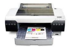 εκτυπωτής Inkjet Στοκ Εικόνες