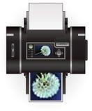 εκτυπωτής Inkjet Στοκ φωτογραφία με δικαίωμα ελεύθερης χρήσης