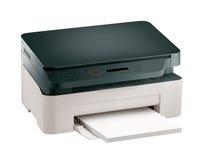 Εκτυπωτής scaner Στοκ Εικόνες