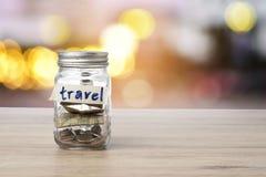 Εκτός από τα χρήματα για το ταξίδι Στοκ φωτογραφίες με δικαίωμα ελεύθερης χρήσης