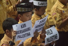 Εκτός από το aqsa της Παλαιστίνης και Al Στοκ Εικόνα