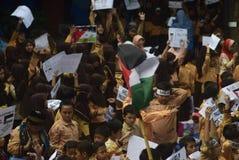 Εκτός από το aqsa της Παλαιστίνης και Al Στοκ Φωτογραφίες