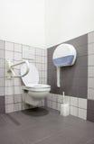 εκτός λειτουργίας τουαλέτα Στοκ φωτογραφία με δικαίωμα ελεύθερης χρήσης