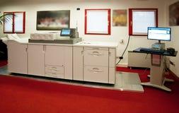 εκτύπωση εκτυπωτών ψηφια&kap Στοκ φωτογραφία με δικαίωμα ελεύθερης χρήσης