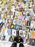 εκτύπωση φωτογραφιών Στοκ φωτογραφία με δικαίωμα ελεύθερης χρήσης