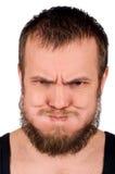 εκφράσεις του προσώπου Στοκ φωτογραφία με δικαίωμα ελεύθερης χρήσης