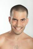 Εκφραστικός νεαρός άνδρας στοκ εικόνες με δικαίωμα ελεύθερης χρήσης