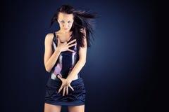 Εκφραστικός χορός Στοκ φωτογραφία με δικαίωμα ελεύθερης χρήσης