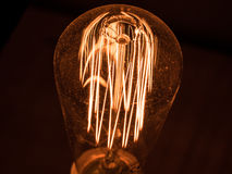 Εκλεκτής ποιότητας λάμπα φωτός Στοκ Εικόνες