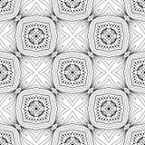 Εκλεκτής ποιότητας άνευ ραφής διανυσματική ταπετσαρία Στοκ εικόνα με δικαίωμα ελεύθερης χρήσης