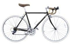εκλεκτής ποιότητας άσπρα οδικά τροποποιημένα ποδήλατο ανταλλακτικά, ρόδες TW ποδηλάτων Στοκ εικόνες με δικαίωμα ελεύθερης χρήσης