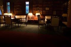 Εκλεκτής ποιότητας λέσχη νύχτας σχεδίου πολυτέλειας Στοκ φωτογραφίες με δικαίωμα ελεύθερης χρήσης