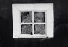 Εκλεκτής ποιότητας αγροτικό παράθυρο Στοκ Φωτογραφία