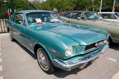 1966 εκλεκτής ποιότητας αθλητικό αυτοκίνητο μάστανγκ της Ford Στοκ Εικόνες