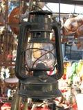 Εκλεκτής ποιότητας λαμπτήρας αερίου στοκ φωτογραφία με δικαίωμα ελεύθερης χρήσης