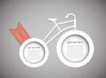 Εκλεκτής ποιότητας αναδρομικό ποδήλατο ελεύθερη απεικόνιση δικαιώματος