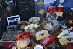 Εκλεκτής ποιότητας αντικείμενα παζαριών Στοκ Φωτογραφία