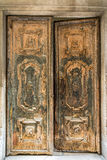 Εκλεκτής ποιότητας αρχαία πόρτα Στοκ φωτογραφία με δικαίωμα ελεύθερης χρήσης