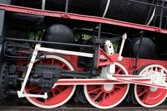 Εκλεκτής ποιότητας ατμομηχανή ατμού Στοκ Εικόνα