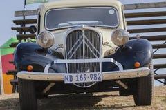 Εκλεκτής ποιότητας αυτοκίνητο αγγλικά Στοκ Φωτογραφία