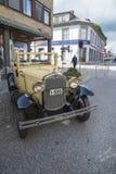 Εκλεκτής ποιότητας αυτοκίνητο Στοκ φωτογραφία με δικαίωμα ελεύθερης χρήσης