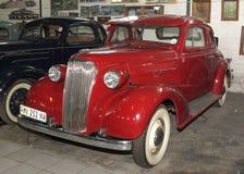 Εκλεκτής ποιότητας αυτοκίνητο 1937 Chevrolet Coupe Στοκ Εικόνες