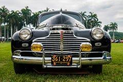 Εκλεκτής ποιότητας αυτοκίνητο Chevy Στοκ Φωτογραφίες