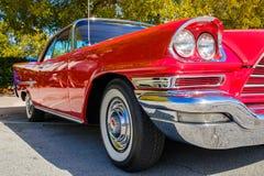Εκλεκτής ποιότητας αυτοκίνητο Chrysler Στοκ Φωτογραφία