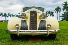 Εκλεκτής ποιότητας αυτοκίνητο Lasalle Στοκ εικόνα με δικαίωμα ελεύθερης χρήσης