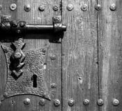 Εκλεκτής ποιότητας βεντούζα κλειδαροτρυπών Στοκ εικόνες με δικαίωμα ελεύθερης χρήσης