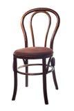 Εκλεκτής ποιότητας βιενέζικη καρέκλα που απομονώνεται στο λευκό στοκ εικόνα με δικαίωμα ελεύθερης χρήσης