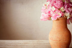Εκλεκτής ποιότητας γαμήλια ανθοδέσμη Στοκ φωτογραφίες με δικαίωμα ελεύθερης χρήσης