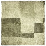 Εκλεκτής ποιότητας γκρίζο υπόβαθρο σύστασης υφάσματος Στοκ Εικόνα