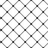 Εκλεκτής ποιότητας γραπτό άνευ ραφής σχέδιο με τις απλές γεωμετρικές μορφές Υπόβαθρο ελέγχου φιαγμένο από πλεονεξία γραμμών απεικόνιση αποθεμάτων