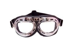 Εκλεκτής ποιότητας γυαλιά ασφάλειας μοτοσικλετών Στοκ Φωτογραφίες