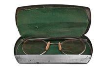 Εκλεκτής ποιότητας γυαλιά Στοκ Φωτογραφίες