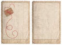 Εκλεκτής ποιότητας εικόνες χρησιμοποιημένο εικόνες π φωτογραφιών πλαισίων καρτών Χριστουγέννων ύφους Στοκ εικόνες με δικαίωμα ελεύθερης χρήσης