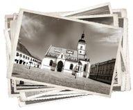 Εκλεκτής ποιότητας εκκλησία Ζάγκρεμπ του ST Mark φωτογραφιών Στοκ φωτογραφίες με δικαίωμα ελεύθερης χρήσης