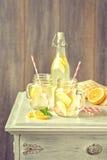 Εκλεκτής ποιότητας λεμονάδα Στοκ φωτογραφία με δικαίωμα ελεύθερης χρήσης